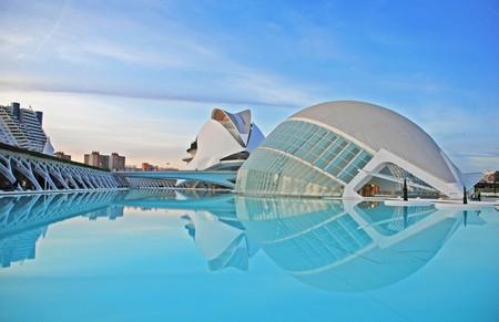 The City of Arts and Sciences, Valencia   © Ka13/WikiCommons