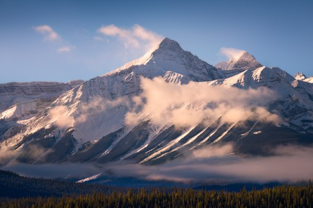 The Canadian Rockies | © Arnetha Gatlin / Flickr