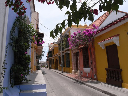 Cartagena Colombia's Old City