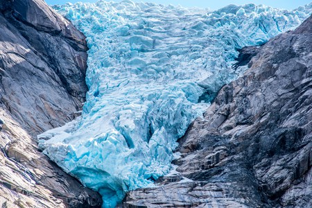 Glacier at Briksdal | © Reflection Photographers / Flickr