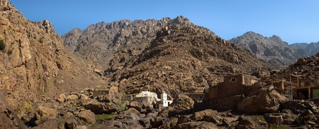 In the High Atlas Mountains, Morocco | © Anthony Tong Lee / Flickr