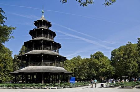 The Chinesischer Turm   © digital cat / Flickr