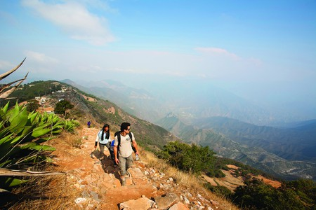 Mexico is a mountainous country | © Comisión Mexicana de Filmaciones/Flickr
