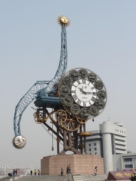 "<a href=""https://www.flickr.com/photos/santangelo-jon/4527931559""> Century Clock Tianjin   © Jon Santangelo/Flickr</a>"