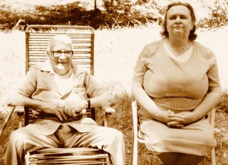 Old Couple | ©  Jan Tik