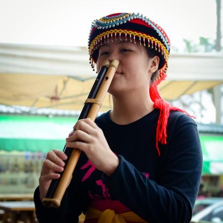 Nose Flute | © YELLOW Mao | 黃毛 / Flickr