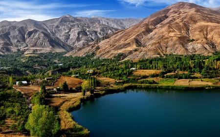 Ovan Lake has clear water | © Sajjadi Livejournal / Flickr