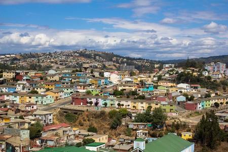 Cerro Polanco, en Valparaíso | © Carlos Reusser Monsalvez