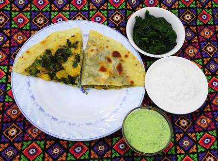 Savoury bolani from Afghanistan | © Miansari66 / WikiCommons
