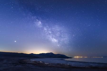 Antelope Island, Utah | © Dan Ransom