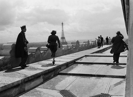 Arc de Triomphe to Eiffel Tower │© Peter Miller