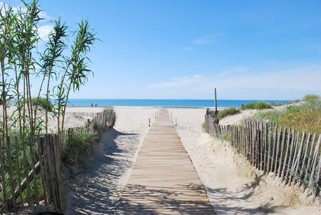 Carnon Beach | © 123web / Pixabay