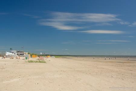 Parnu Beach, Estonia | © Guillaume Speurt/Flickr