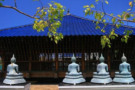 Gangarama  © Lkzombie/WikiCommons