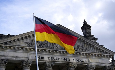 Flying the German flag high | © Pexels/Pixabay