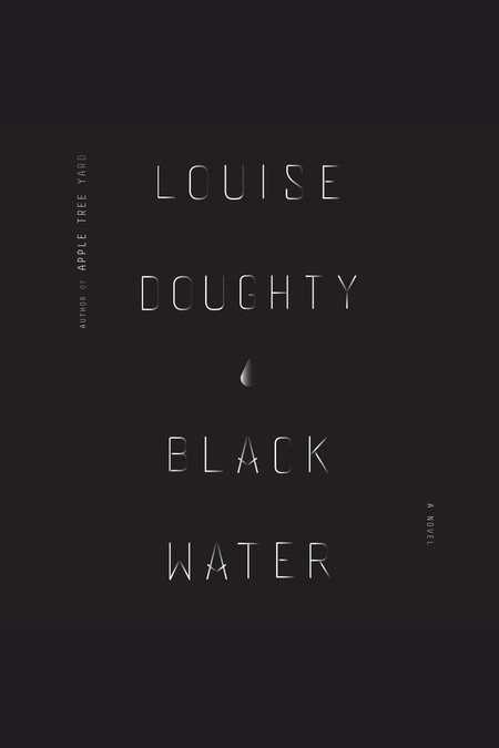 From the cover of Black Water   Courtesy of Farrar, Straus and Giroux