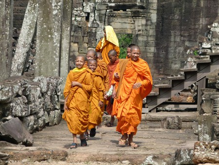 Angkor Wat is a commonly mispronounced word.