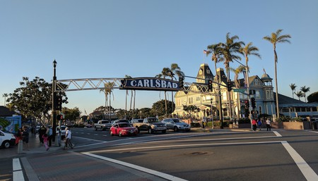 Welcome to Carlsbad, CA|©Juliet Bennett Rylah