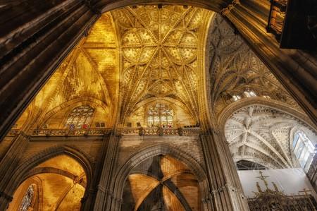 Seville Cathedral   © tpsdave/Pixabay