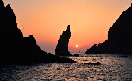 Off the coast of Ulleungdo Island | © kmmirr0 / Pixabay