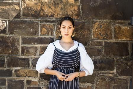 Fashion blogger, Aqeelah Harron Ally © Courtesy of Fashion Breed
