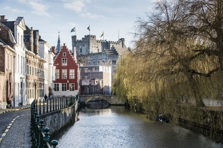 Ghent | courtesy of Visit Gent