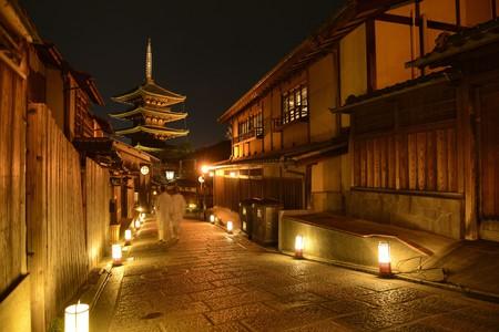Hanatoro Path of Lights and Flowers | © Kyoto Hanatouro