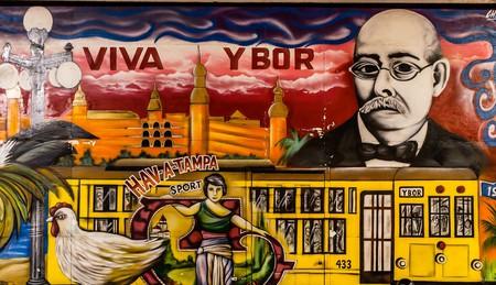 Ybor Mural | © Holmes Palacios Jr/Flickr