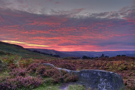Ilkley Moor | ©  James Whitesmith / Flickr