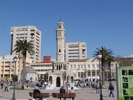 Izmir Clock Tower   © Yılmaz Uğurlu / WikiCommons