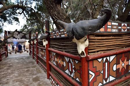 Lesedi Cultural Village, North West | © South African Tourism / Flickr