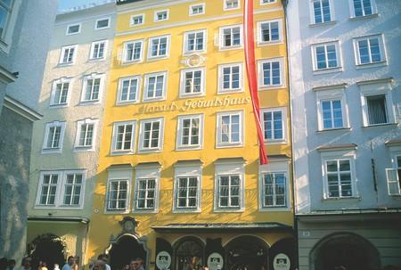 Exterior of the museum | © Österreich Werbung, | Diejun