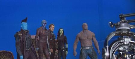 Marvel's 'Guardians Of The Galaxy Vol. 2' on set |  © Chuck Zlotnick 2016 / MVLFFLLC. TM © 2016 Marvel