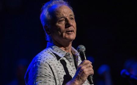 Bill Murray performing at the Love Rocks NYC! Benefit Concert | © Steven Ferdman/REX/Shutterstock