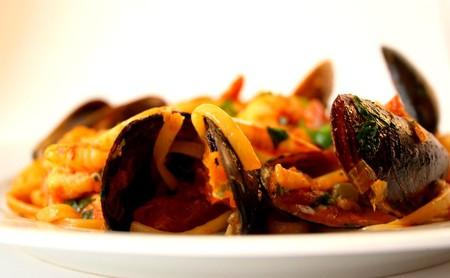 Seafood Pasta©CookingEtc:Flickr