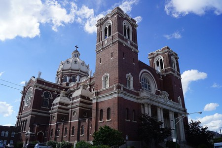 St. Mary of the Angels   © Goldnpuppy/WikiCommons
