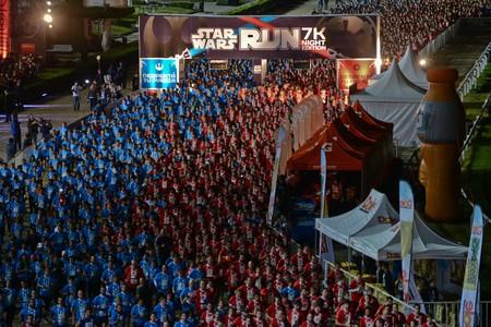 Star Wars Run 2015 - Buenos Aires |Courtesy of Asia PR Werkz and Esprimo
