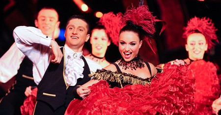 The French cancan │ Courtesy of the Paradis Latin