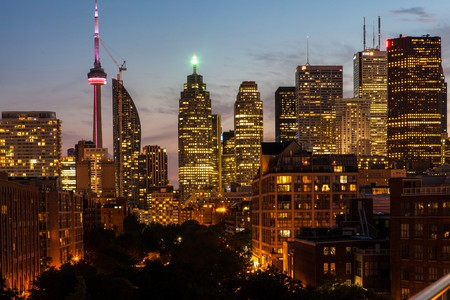 Toronto at twilight | © Rick Harris / Flickr
