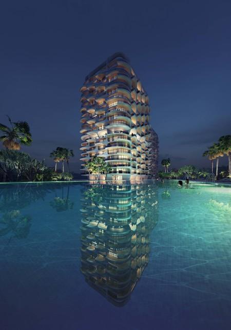Alai Mexico Pool Night ©www.mir.no