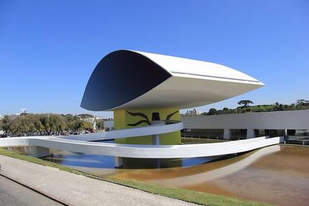 Oscar Niemeyer Museum | © Halley Pacheco de Oliveira/WikiCommons
