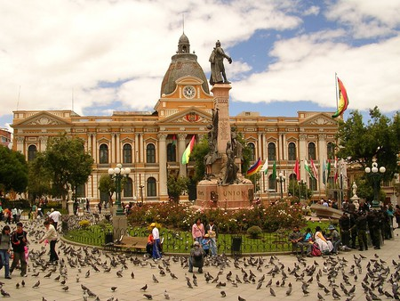 Plaza Murillo | © Elemaki / WikiCommons