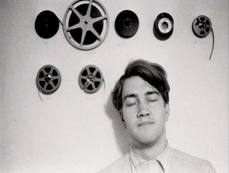 David Lynch in David Lynch: The Art Life directed by Jon Nguyen   Courtesy of Janus Films.