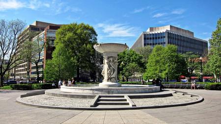 Dupont Circle Fountain | © Josh / Flickr