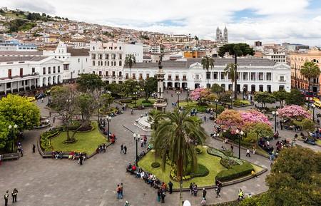 Plaza Grande, Quito, Ecuador | © Diego Delso/WikiCommons