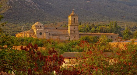 Monasterio de Santa Maria la Real de Irache, Navarra   © El tio cachi2 / WikiCommons
