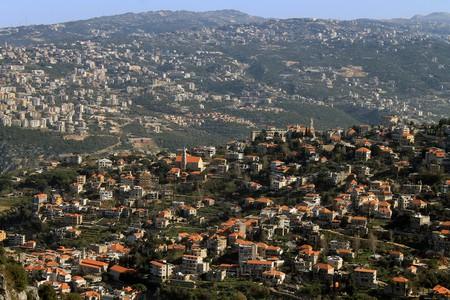 Mt. Lebanon | © Rabiem 22 /Flickr