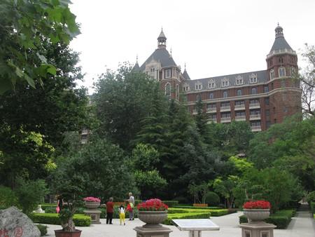 """<a href=""""https://www.flickr.com/photos/caitriana/14579190450""""> The Ritz-Carlton Tianjin I © Caitriana Nicholson/Flickr</a>"""