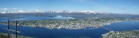 Panoramic view of Tromsø |© Alexandre Lavrov / Flickr
