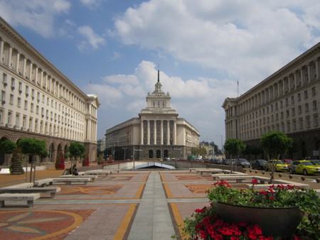 The Sofia Largo (Independence Square) | © Edward Crompton/Flickr